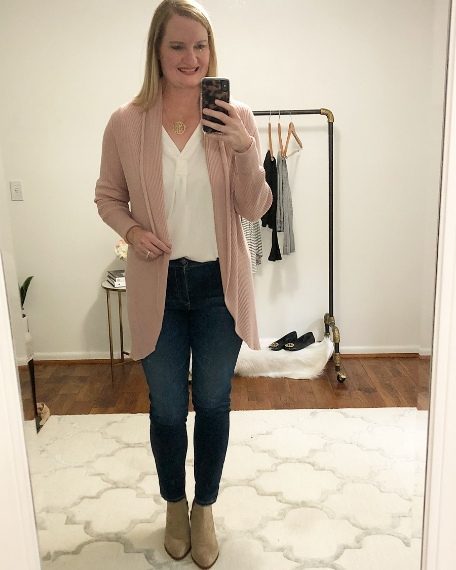 10x10 Challenge Fall 2018 - Outfit 1