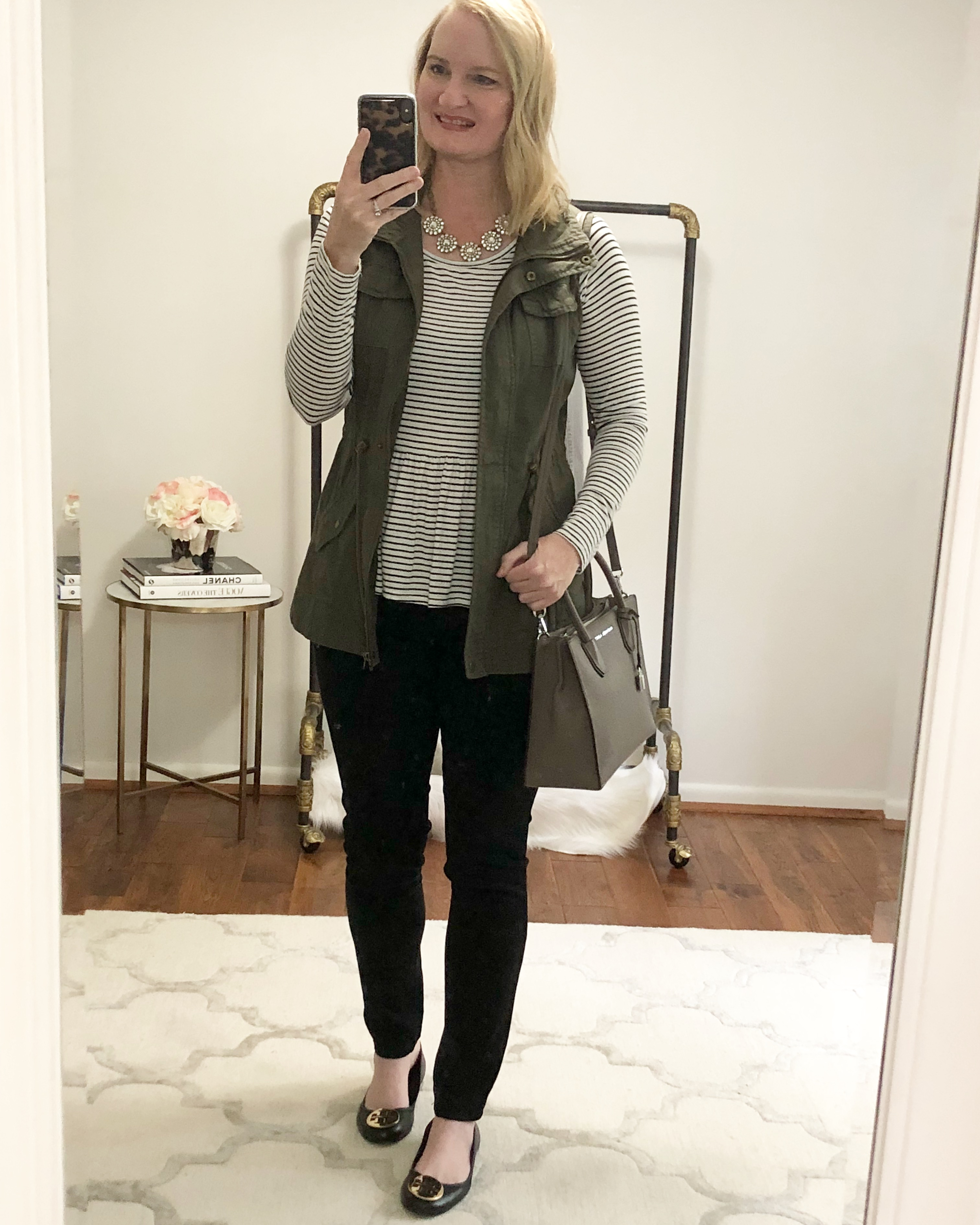 10x10 Challenge Fall 2018 - Outfit 2