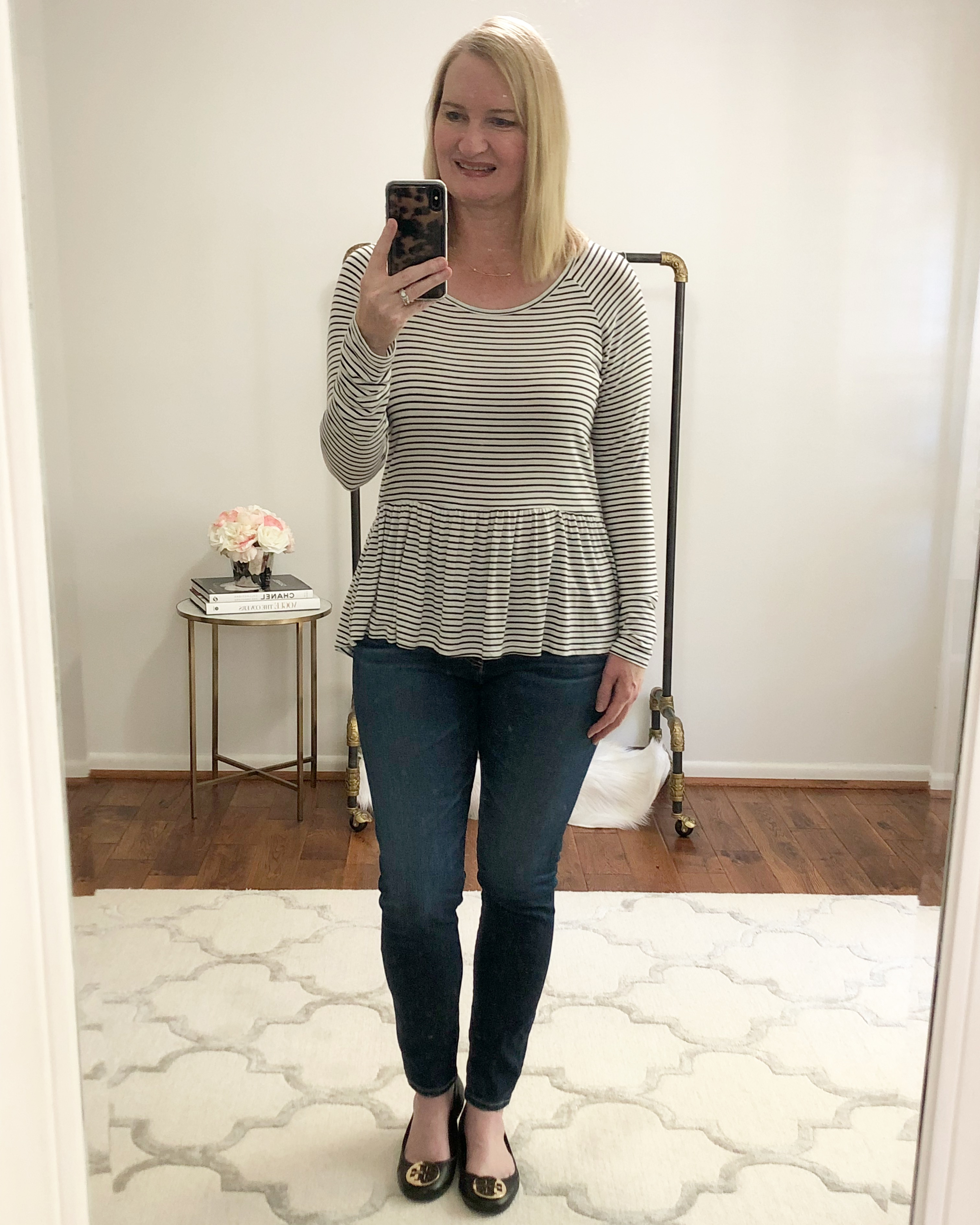 10x10 Challenge Fall 2018 - Outfit 4