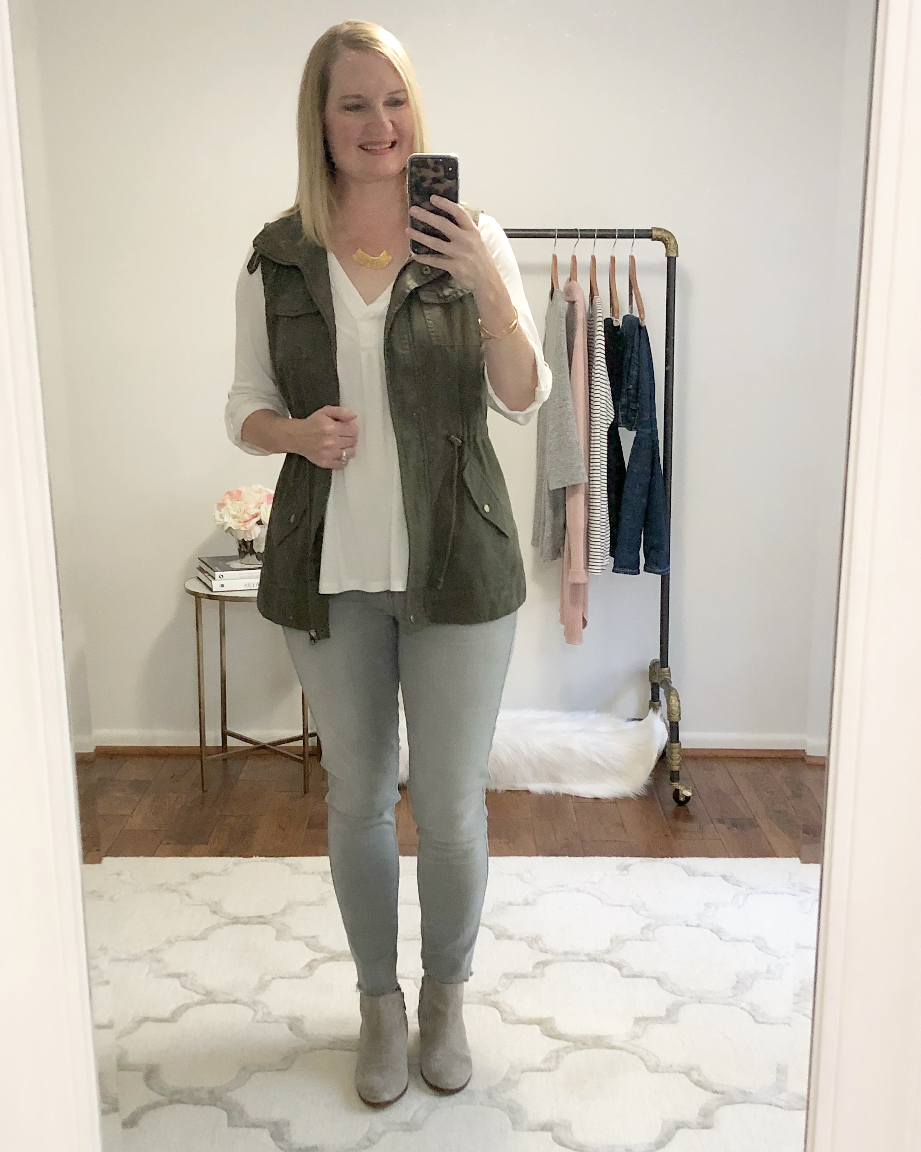 10x10 Challenge Fall 2018 - Outfit 5