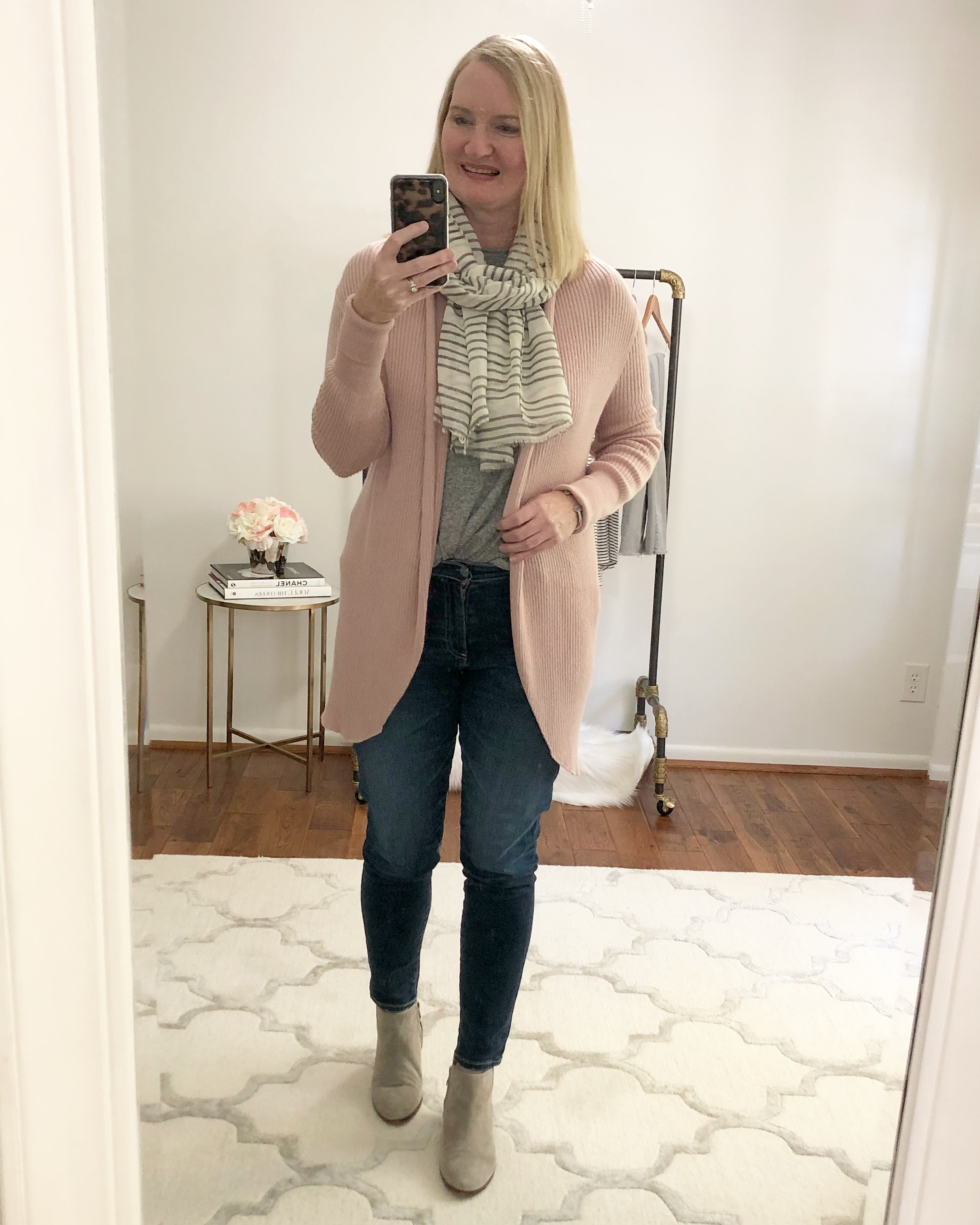 10x10 Challenge Fall 2018 - Outfit 6