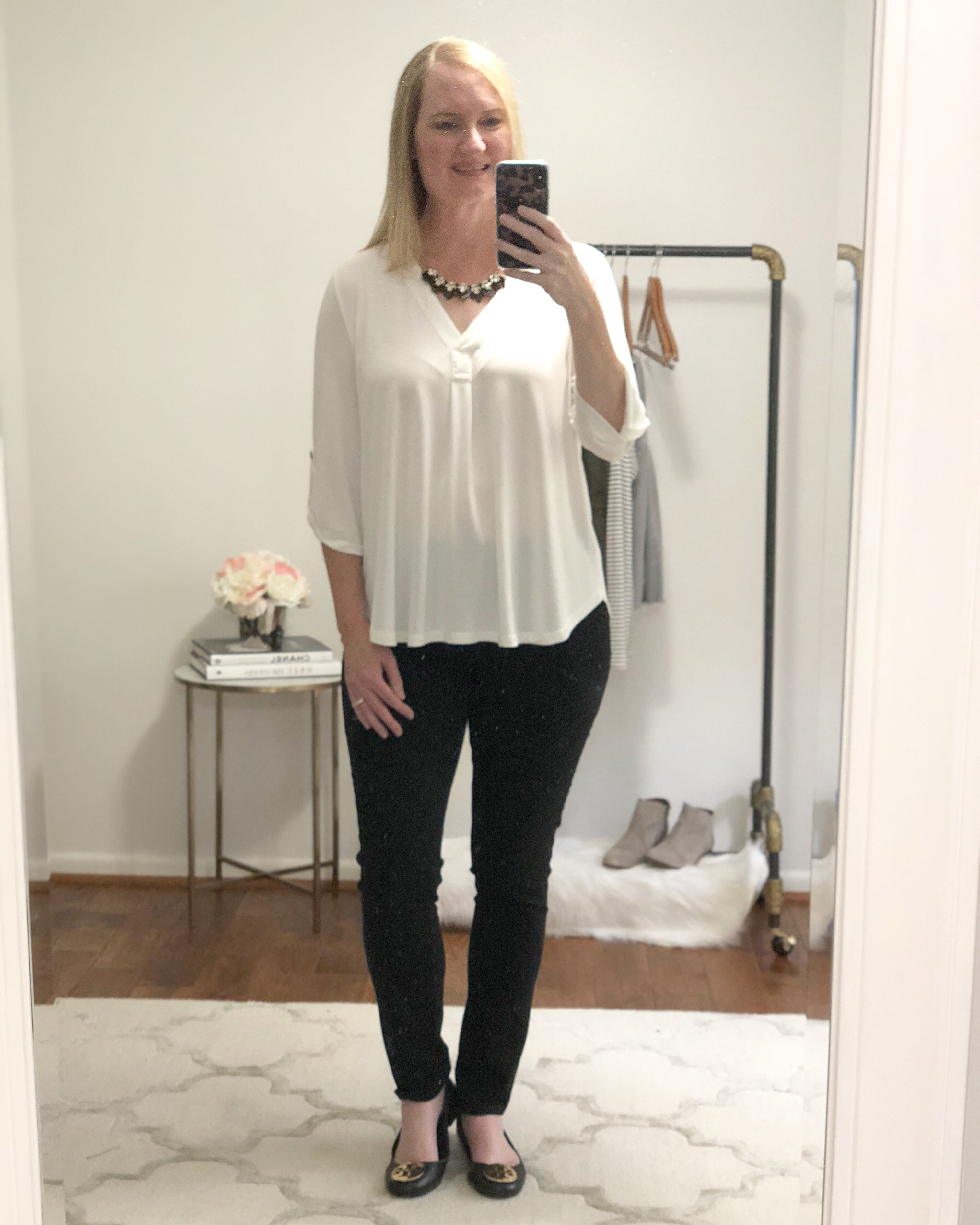 10x10 Challenge Fall 2018 - Outfit 7
