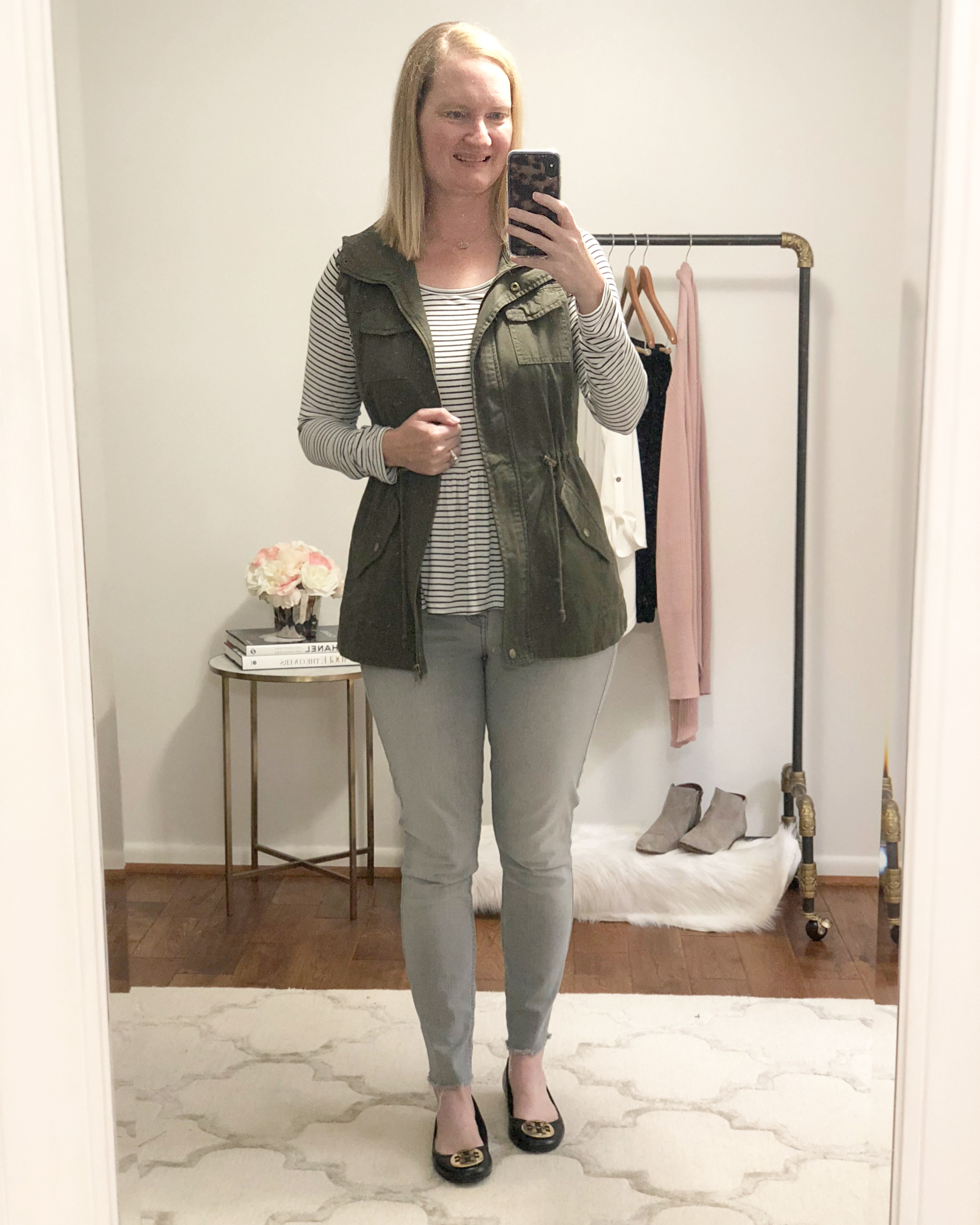 10x10 Challenge Fall 2018 - Outfit 8
