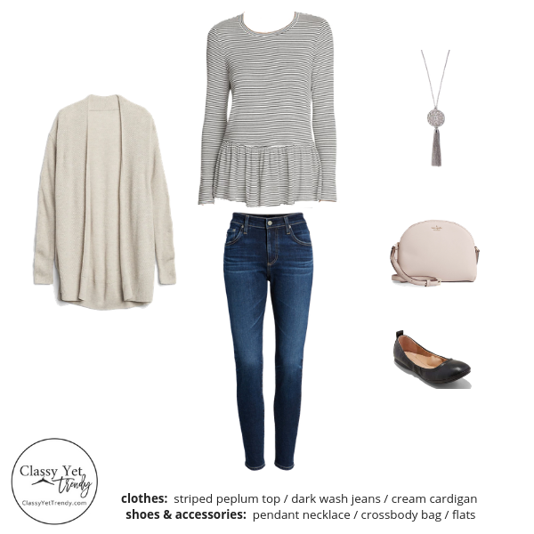Stay At Home Mom Capsule Wardrobe - Outfit 39