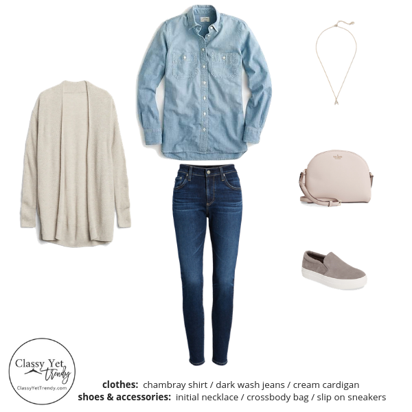 Stay At Home Mom Capsule Wardrobe - Outfit 88