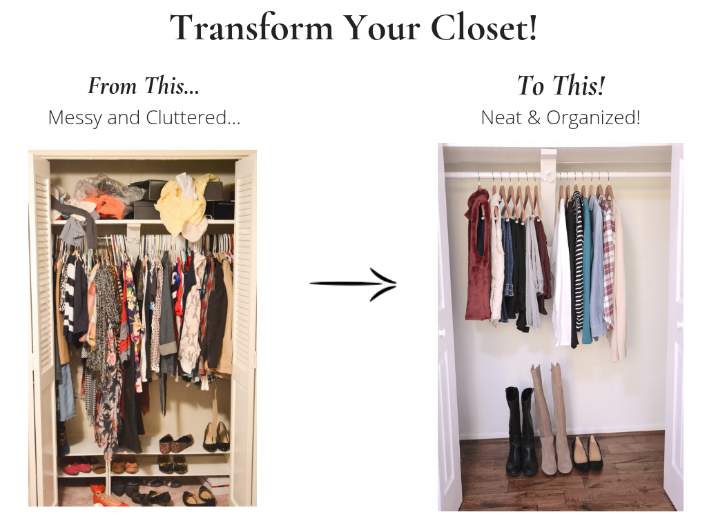 Transform Your Closet - Essential Winter 2018-2019