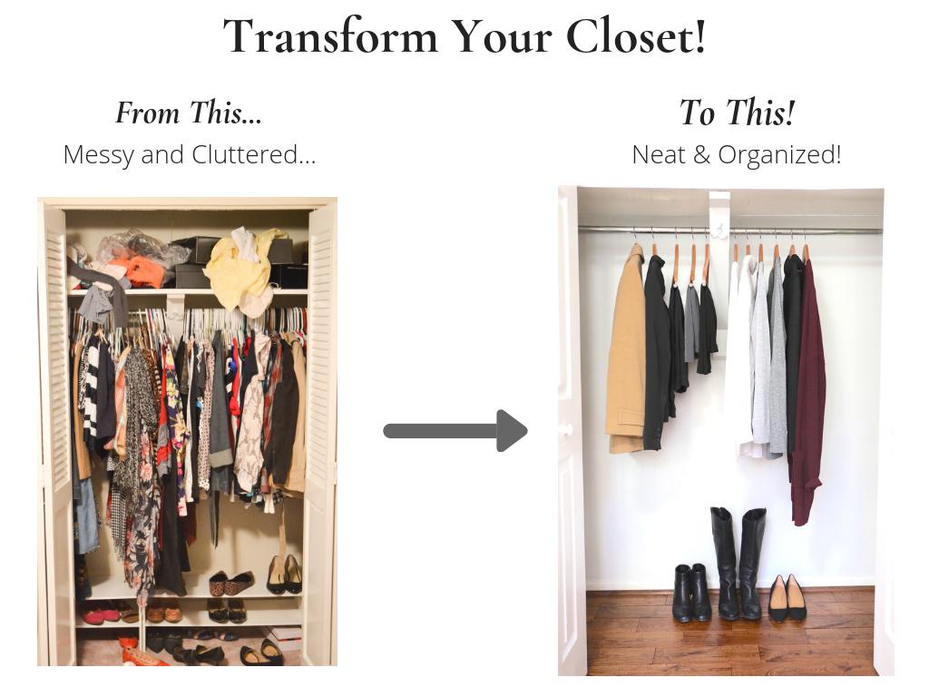 Transform Your Closet - Workwear Winter 2018-2019