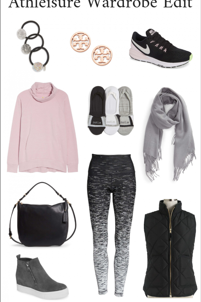 Athleisure Wardrobe Edit