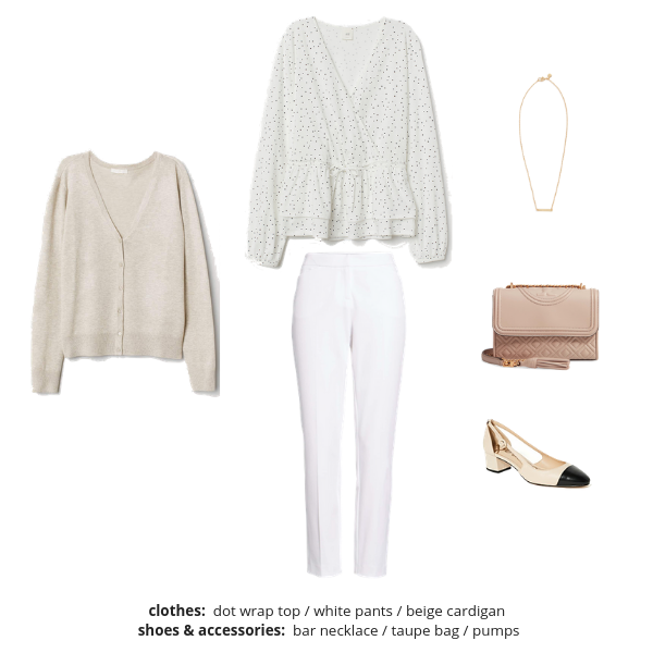 The French Minimalist Capsule Wardrobe Spring 2019 - Outfit 15