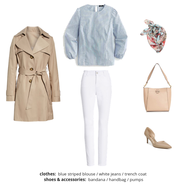The Essential Capsule Wardrobe - Spring 2019 - Outfit 39