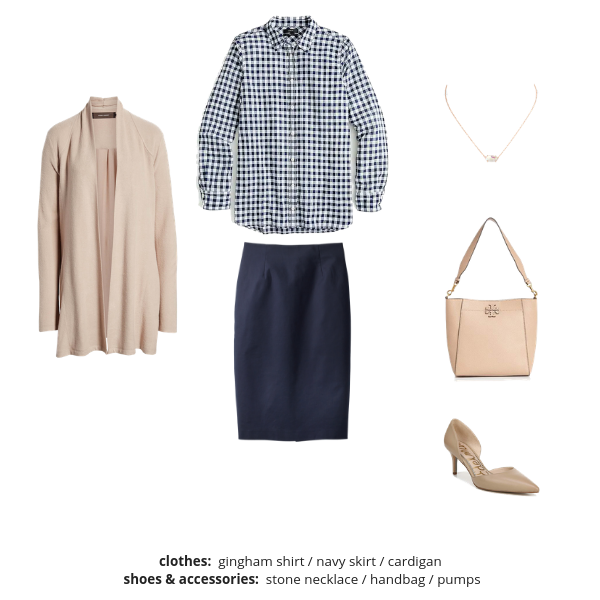 The Essential Capsule Wardrobe - Spring 2019 - Outfit 76