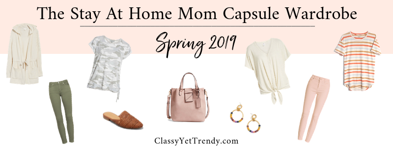 BANNER 800X300 - The Stay At Home Mom Capsule Wardrobe - Spring 2019
