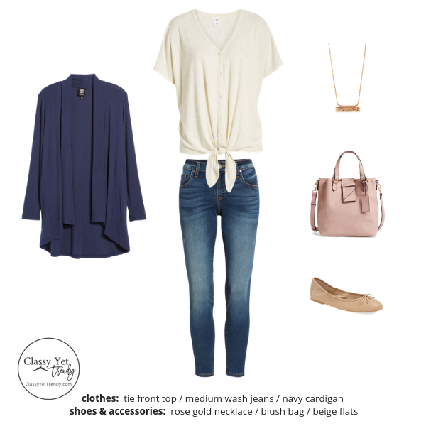 Stay At Home Mom Capsule Wardrobe Spring 2019 - outfit 11
