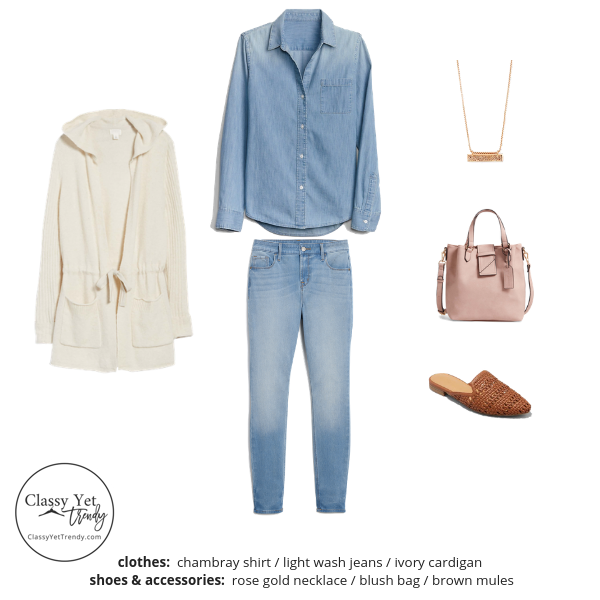 Stay At Home Mom Capsule Wardrobe Spring 2019 - outfit 22