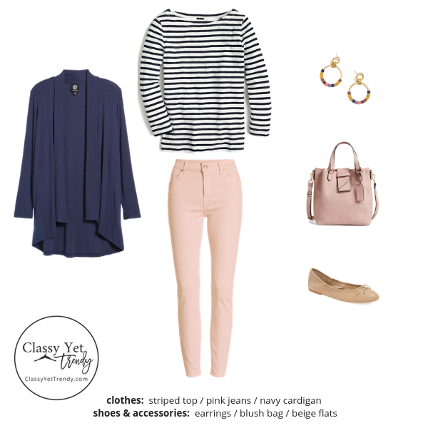 Stay At Home Mom Capsule Wardrobe Spring 2019 - outfit 67