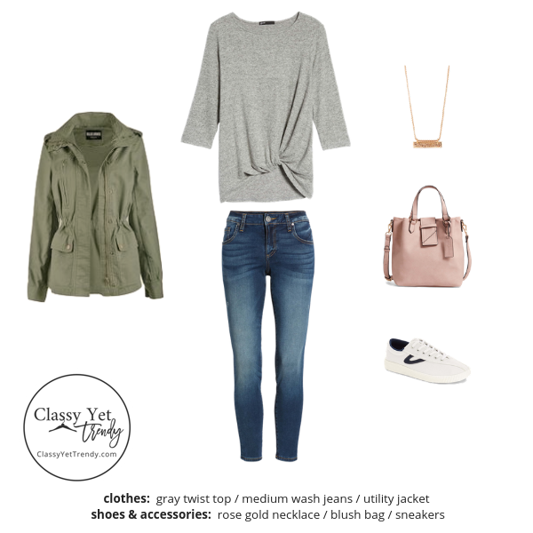Stay At Home Mom Capsule Wardrobe Spring 2019 - outfit 84