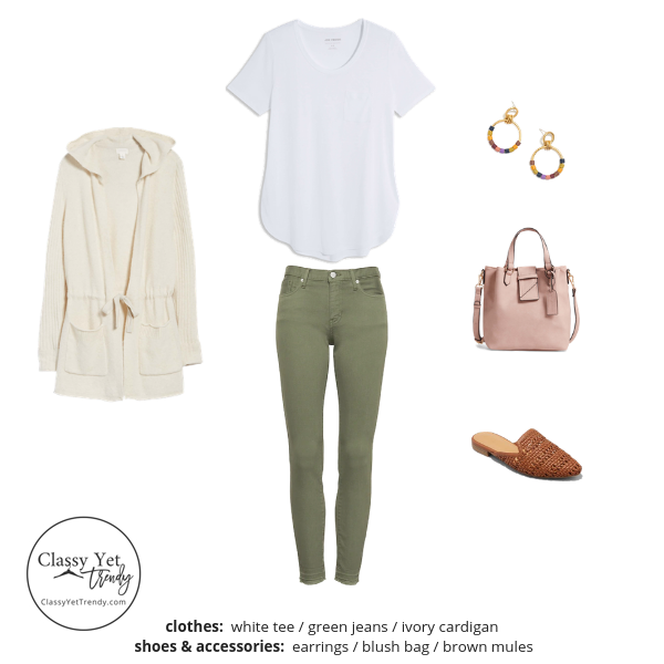 Stay At Home Mom Capsule Wardrobe Spring 2019 - outfit 91