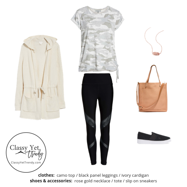 Athleisure Capsule Wardrobe Spring 2019 - outfit 63