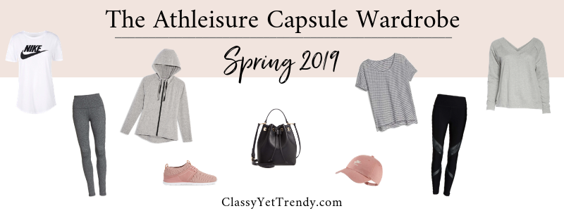 BANNER 800X300 - The Athleisure Capsule Wardrobe - Spring 2019