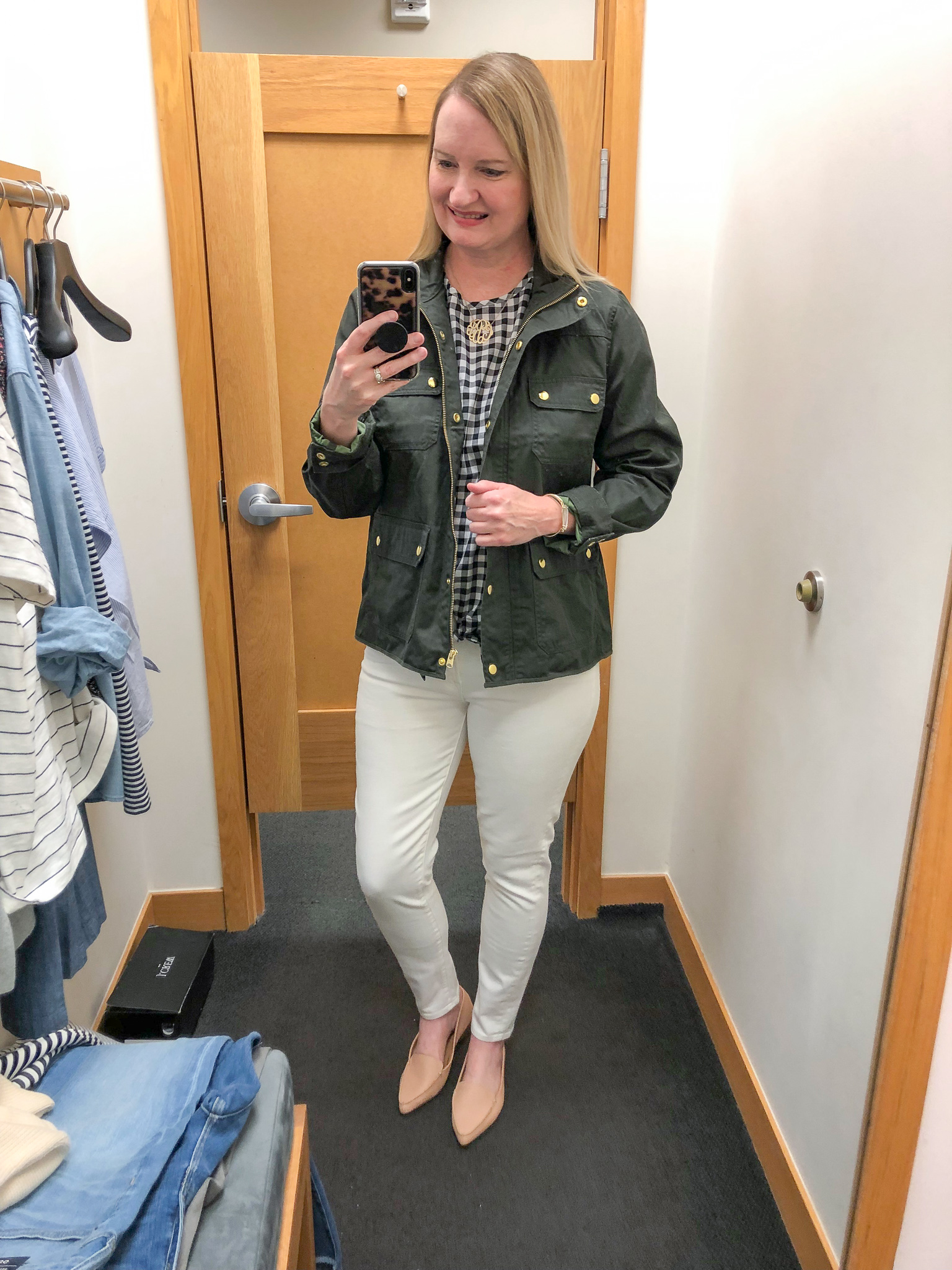 J Crew Factory Fitting Room Reviews March 2019 4