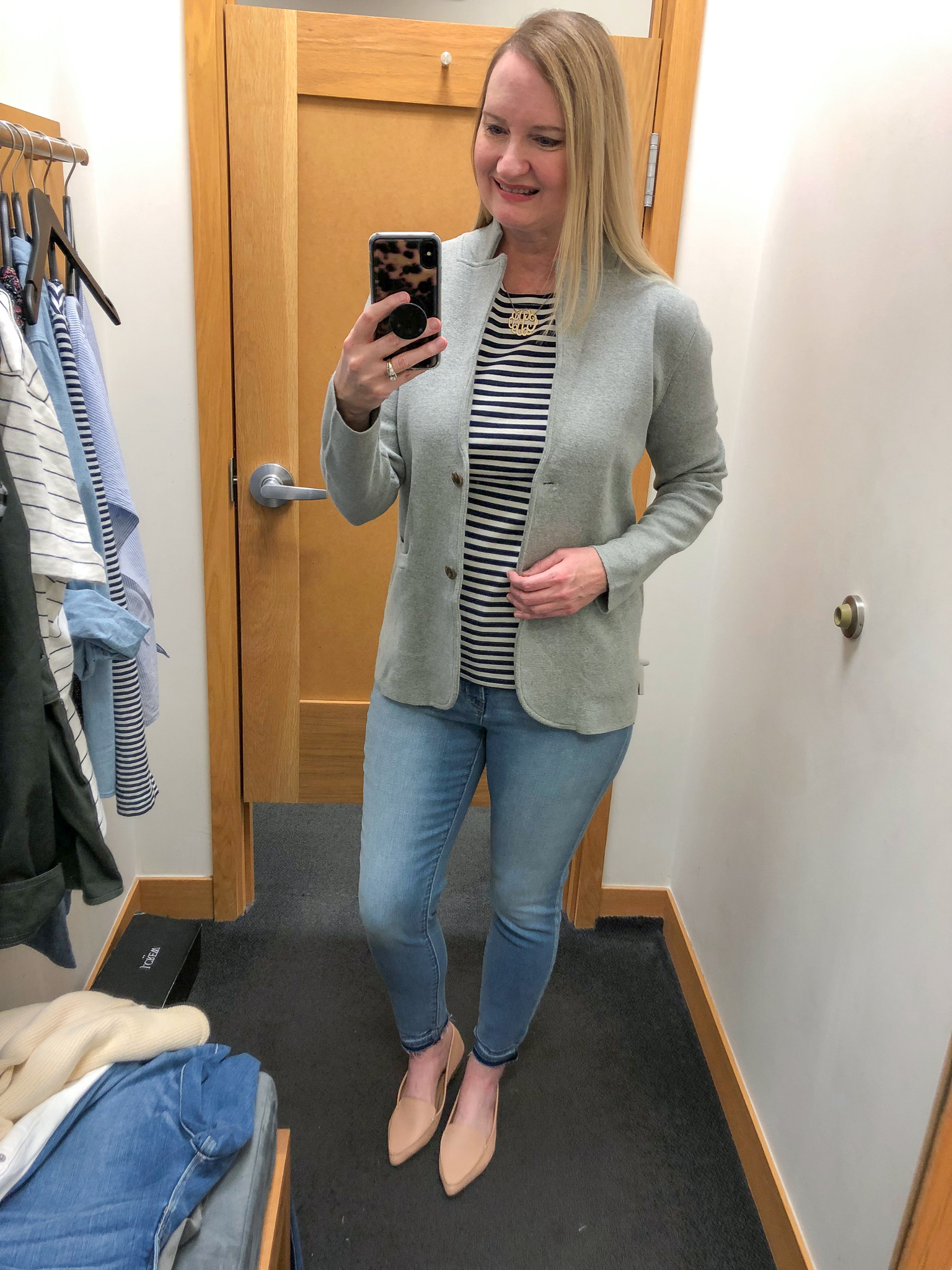 J Crew Factory Fitting Room Reviews March 2019 6