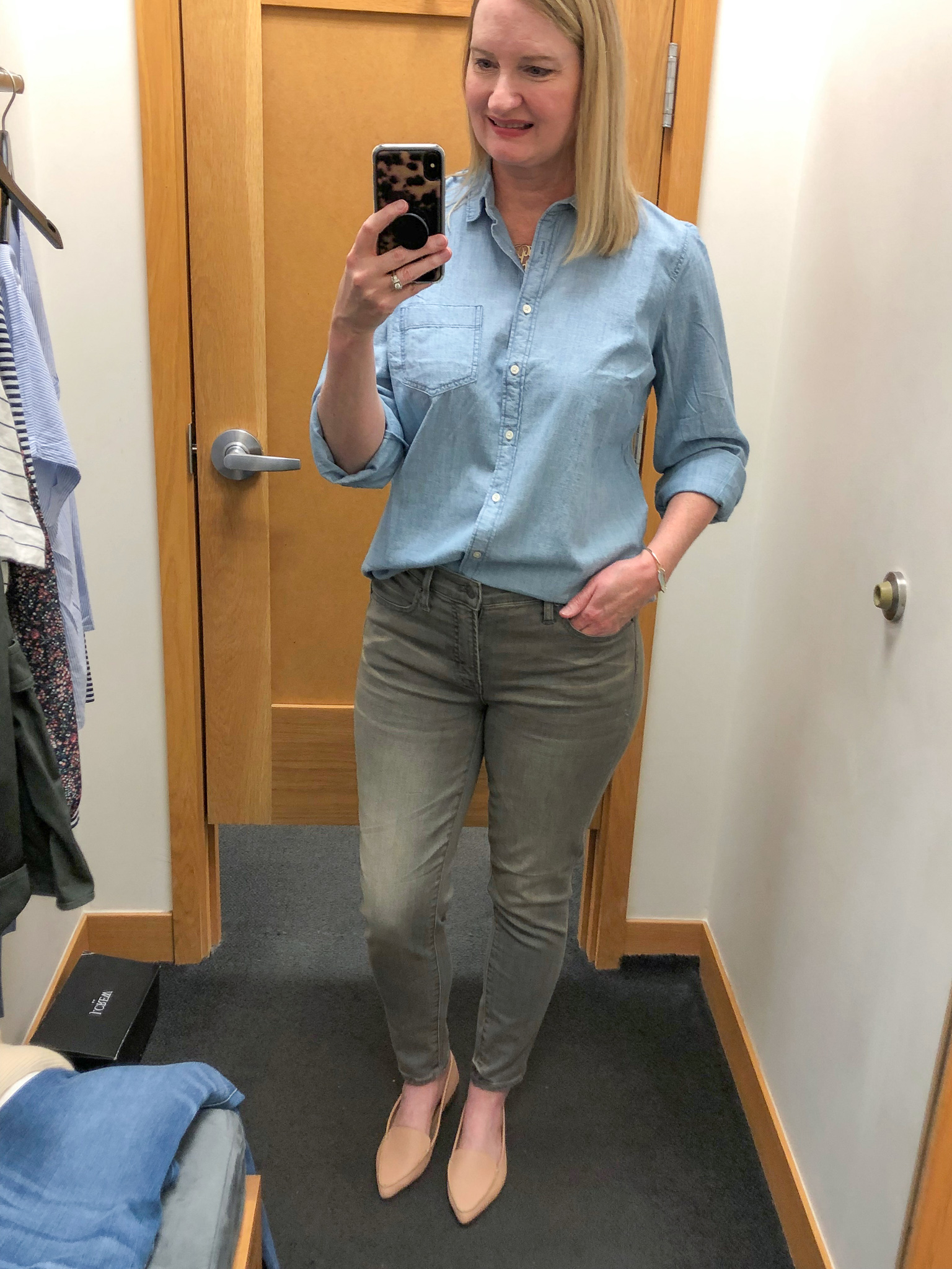 J Crew Factory Fitting Room Reviews March 2019 7