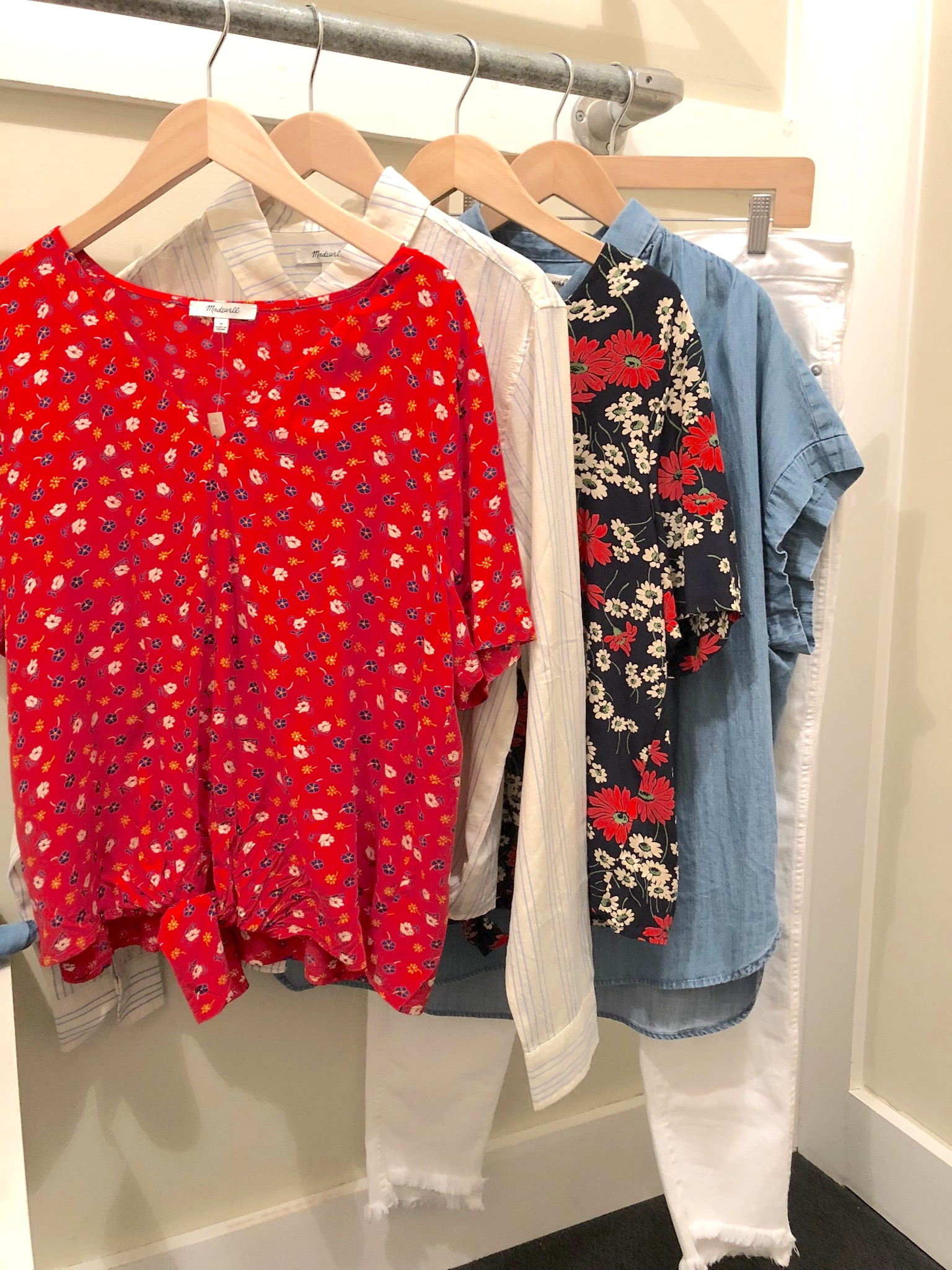Madewell Fitting Room Reviews March 2019 1