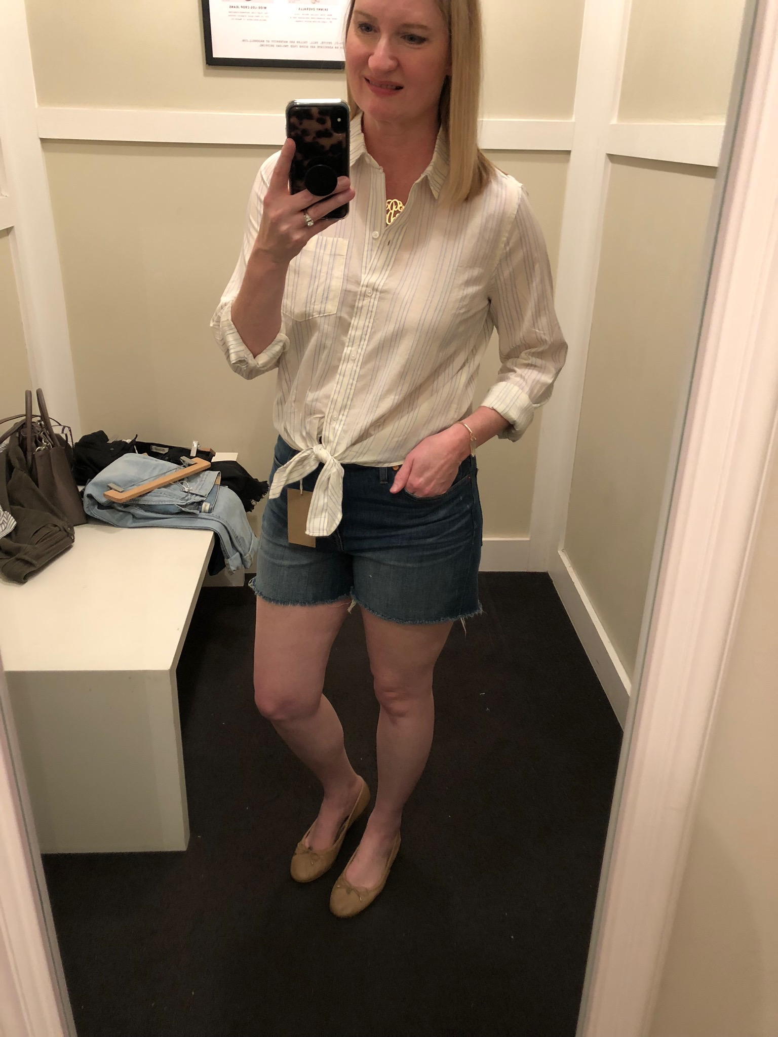 Madewell Fitting Room Reviews March 2019 6