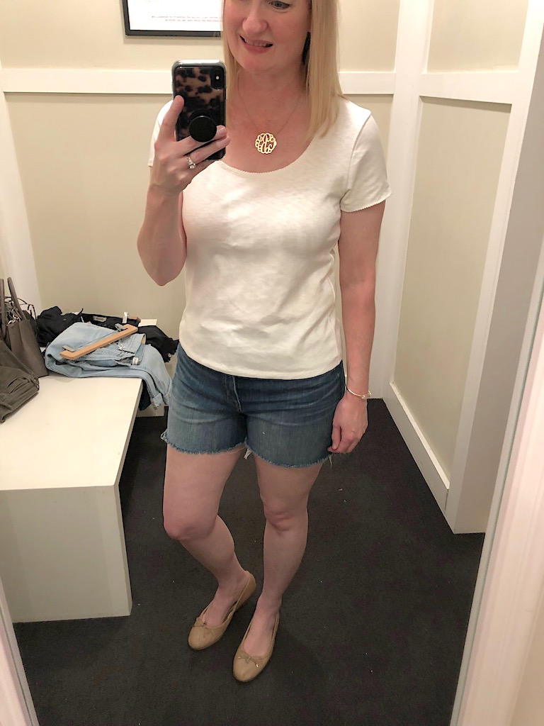 Madewell Fitting Room Reviews March 2019 7
