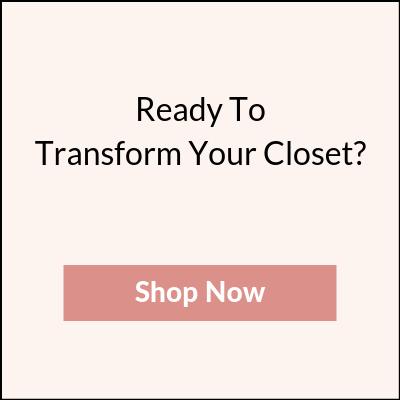 Transform Your Closet Button