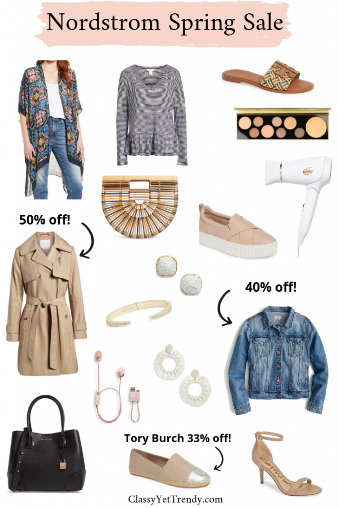 Nordstrom Spring Sale - April 2019