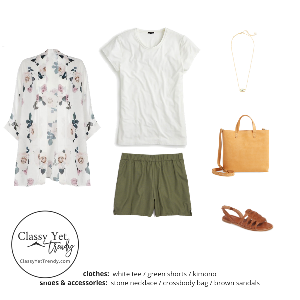 Stay At Home Mom Capsule Wardrobe Summer 2019 - outfit 100