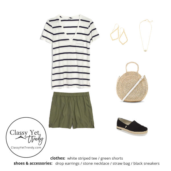 Stay At Home Mom Capsule Wardrobe Summer 2019 - outfit 64