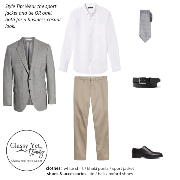 Mens Summer 2019 Capsule Wardrobe outfit 24