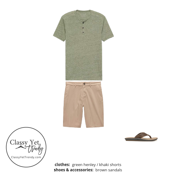 Mens Summer 2019 Capsule Wardrobe outfit 36