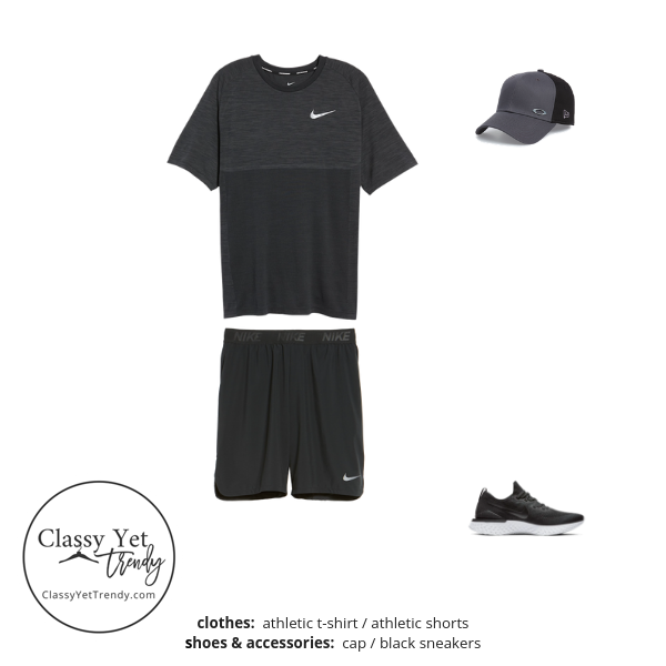 Mens Summer 2019 Capsule Wardrobe outfit 52