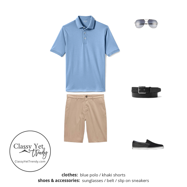 Mens Summer 2019 Capsule Wardrobe outfit 76