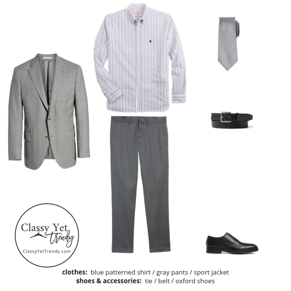 Mens Summer 2019 Capsule Wardrobe outfit 82