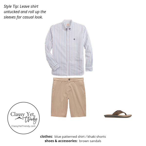 Mens Summer 2019 Capsule Wardrobe outfit 86