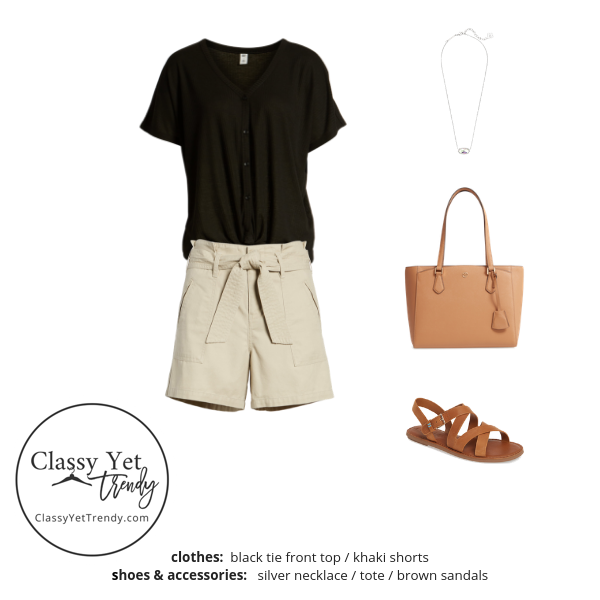 The French Minimalist Capsule Wardrobe - Summer 2019 outfit 31