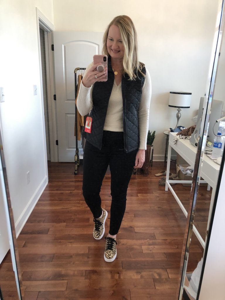 Nordstrom Anniversary Sale 2019 Try-On - outfit 12