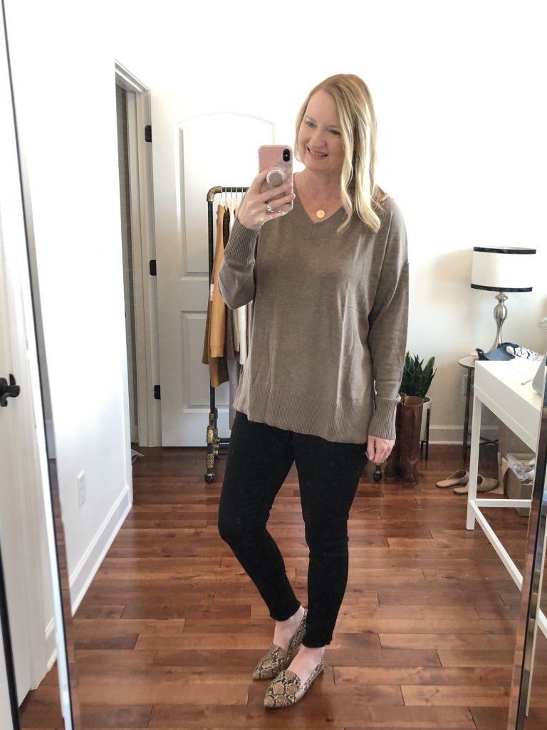 Nordstrom Anniversary Sale 2019 Try-On - outfit 15