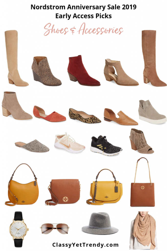 SHOES AND ACCESSORIES - Nordstrom Anniversary Sale 2019 Early Access