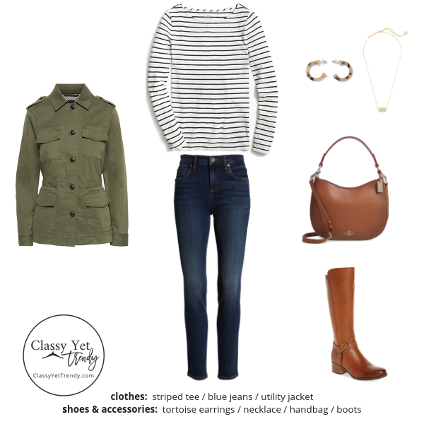 The Teacher Capsule Wardrobe - Fall 2019 - outfit 12