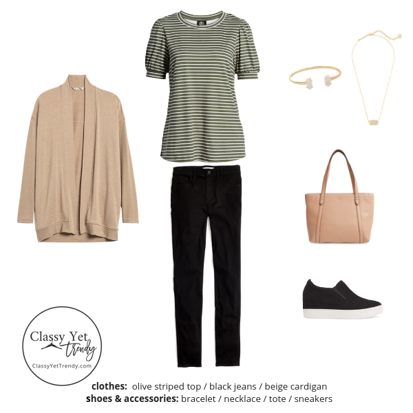 The Teacher Capsule Wardrobe - Fall 2019 - outfit 45