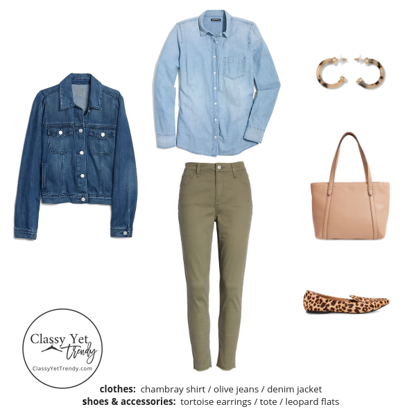 The Teacher Capsule Wardrobe - Fall 2019 - outfit 51