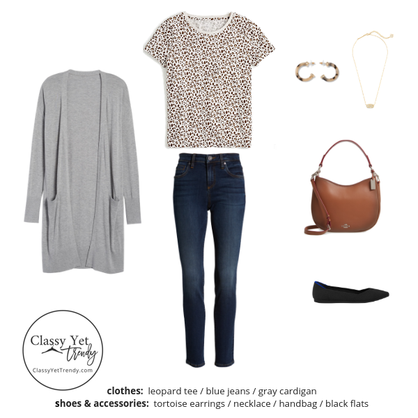 The Teacher Capsule Wardrobe - Fall 2019 - outfit 74
