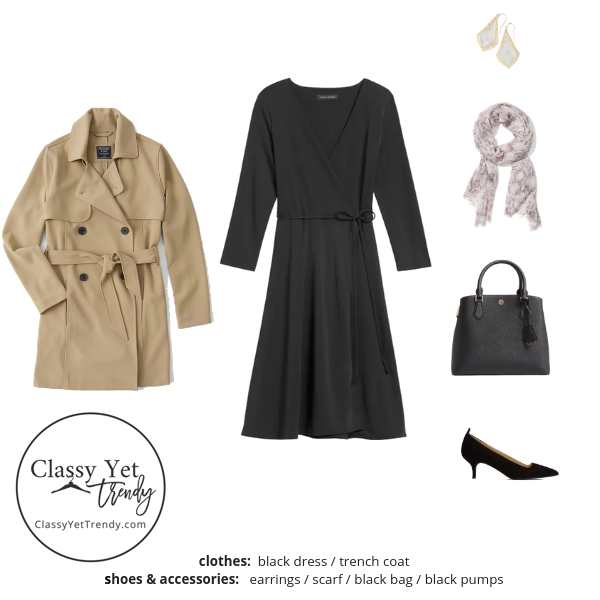 French Minimalist Capsule Wardrobe Fall 2019 - outfit 79