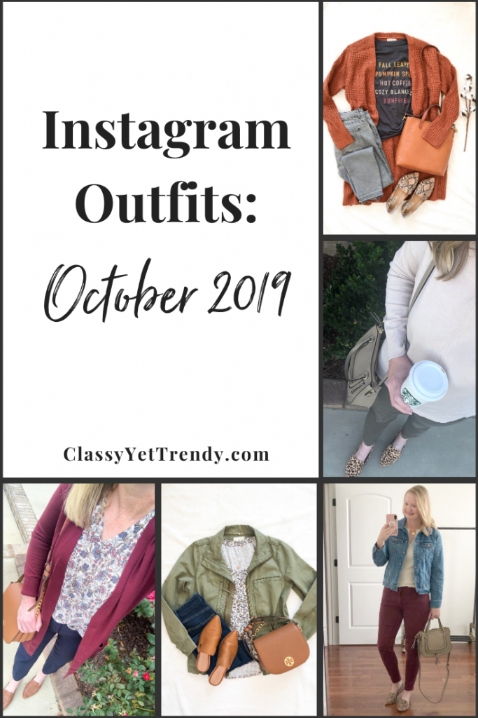 Instagram-Outfits-October-2019