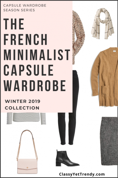 French-Minimalist-Capsule-Wardrobe-Winter-2019-Preview-10 Outfits